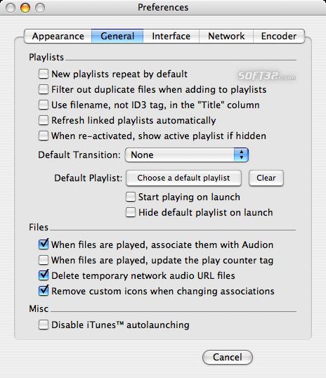 Audion Screenshot 4