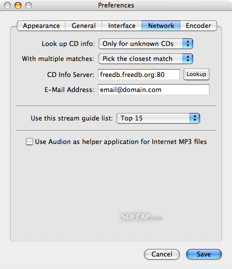 Audion Screenshot 6