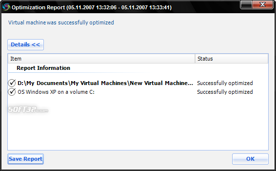 vOptimizer FreeWare Screenshot 4