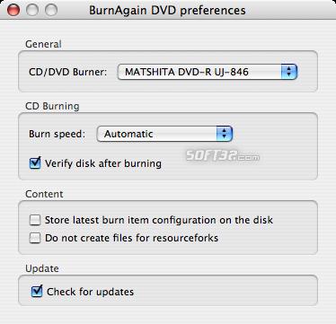BurnAgain DVD Screenshot 2