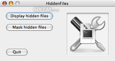 HiddenFiles Screenshot