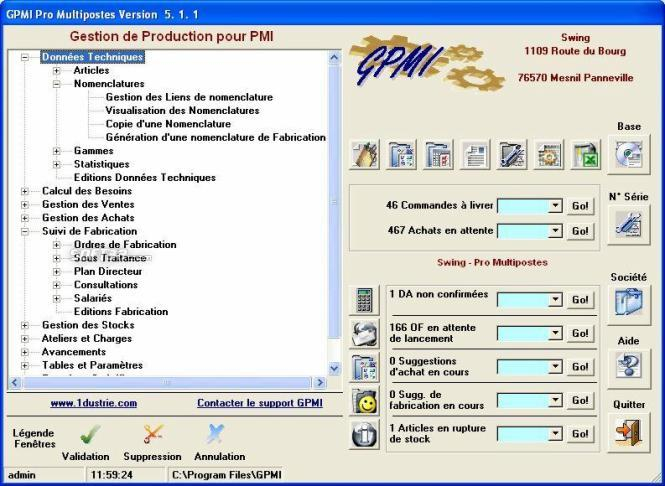 GPMI Screenshot