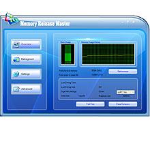 Memory Release Master Screenshot