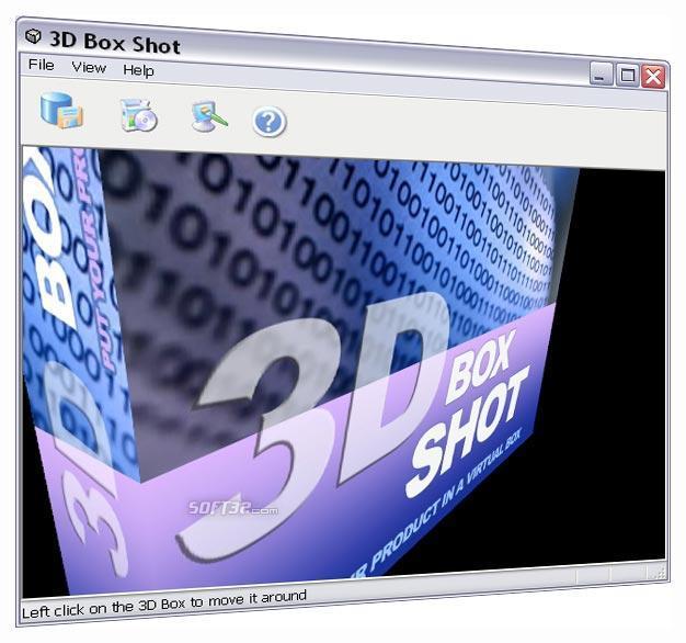 3D Box Shot Lite Screenshot 2