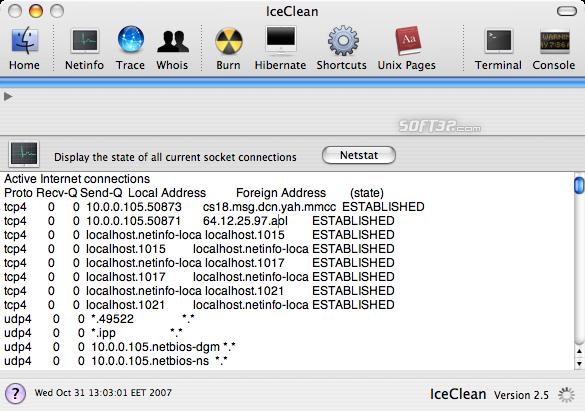 IceClean Screenshot 2