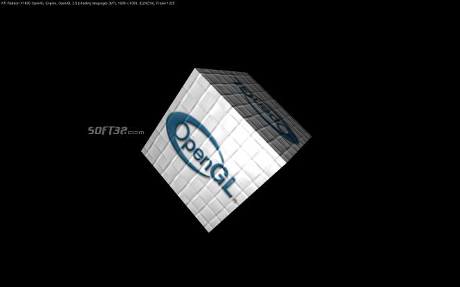 OpenGL Extensions Viewer Screenshot 6