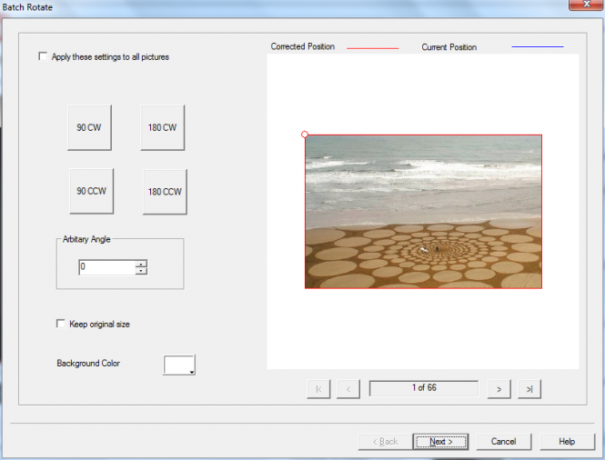 Image Converter One Screenshot 6