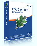 DWG to TIFF Converter Screenshot