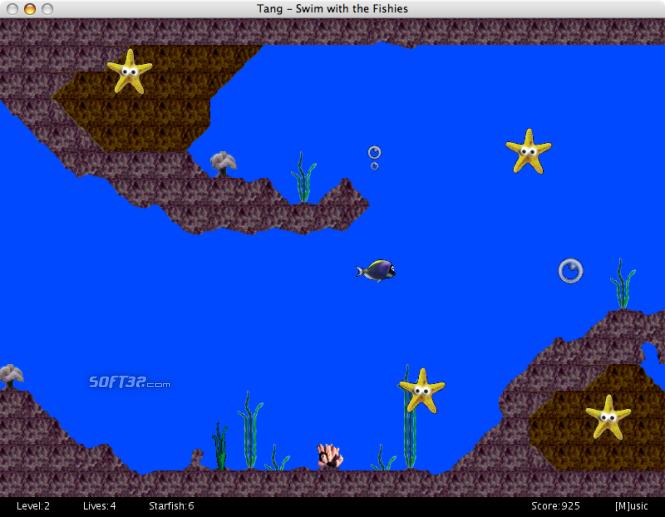 Tang Swim with the Fishies Screenshot 1
