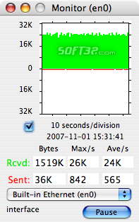 IPNetMonitorX Screenshot 6