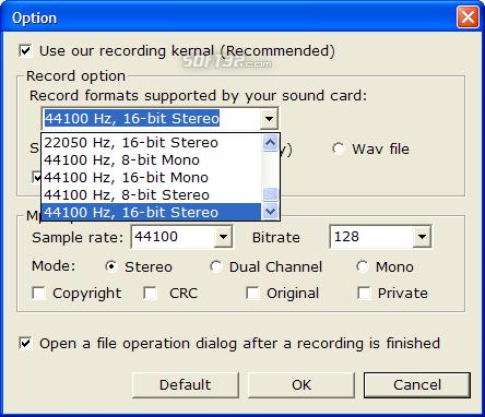 Sound Recorder Pro Screenshot 3