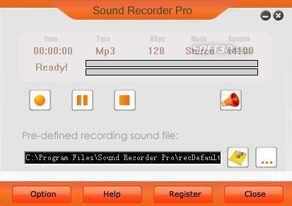 Sound Recorder Pro Screenshot 6