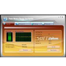 Power Memory Booster Free Version Screenshot 1