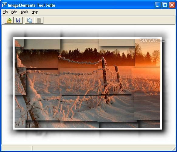 ImageElements Photo Suite Screenshot 2