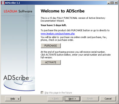 ADScribe Screenshot 3