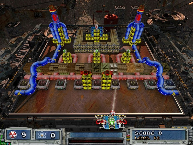 Nuclear Ball 2 Screenshot