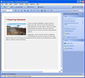 Microsoft Windows Live Writer 2008 1