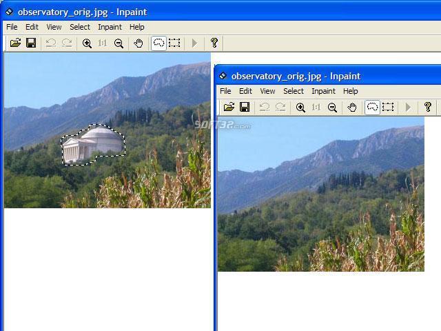 Inpaint Screenshot 2