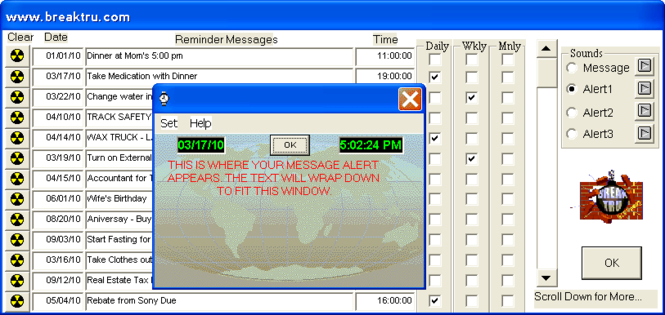 ReMind Screenshot