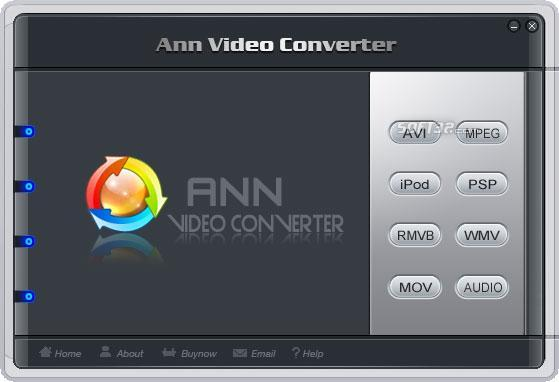 Ann video converter Screenshot 2