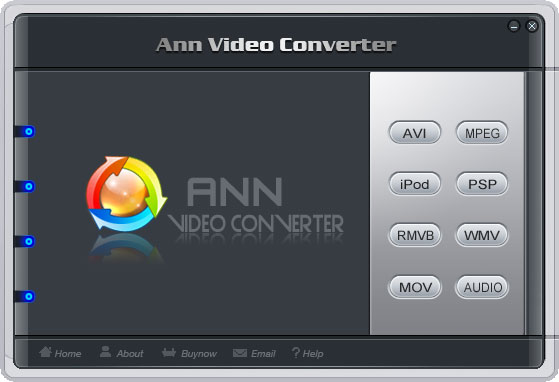 Ann video converter Screenshot 1