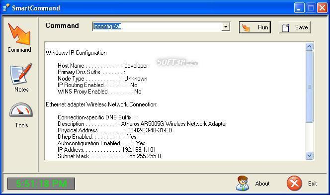 SmartCommand Screenshot 3