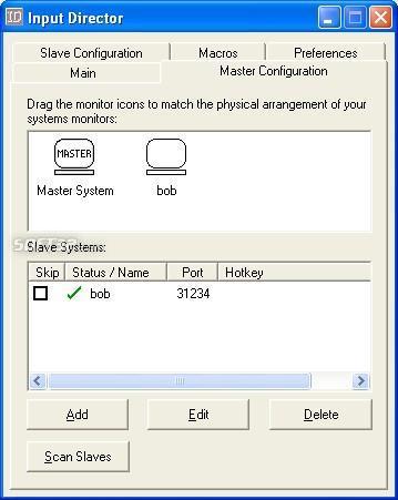 Input Director Screenshot 3