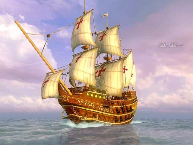 Ocean Journey 3D Screensaver Screenshot 3