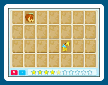 Matching Game Screenshot