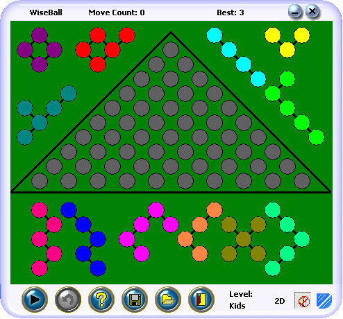 WiseBall Screenshot