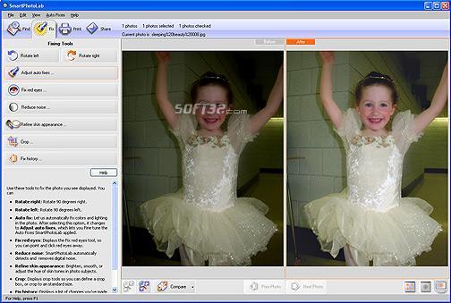 Noromis PhotoLab Screenshot