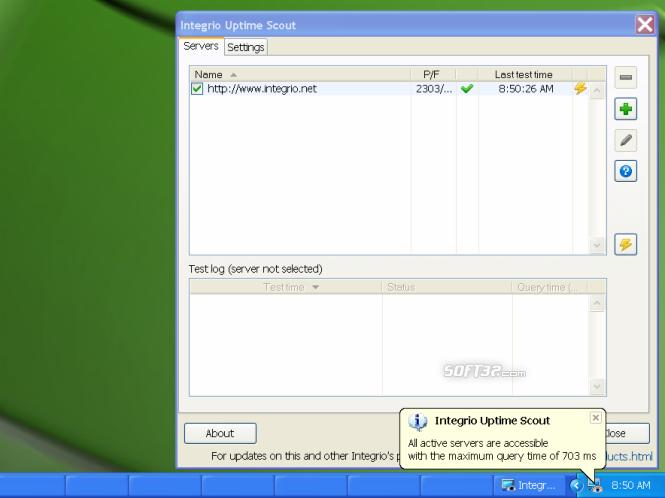 Uptime Scout Screenshot 3