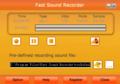 Fast Sound Recorder 1