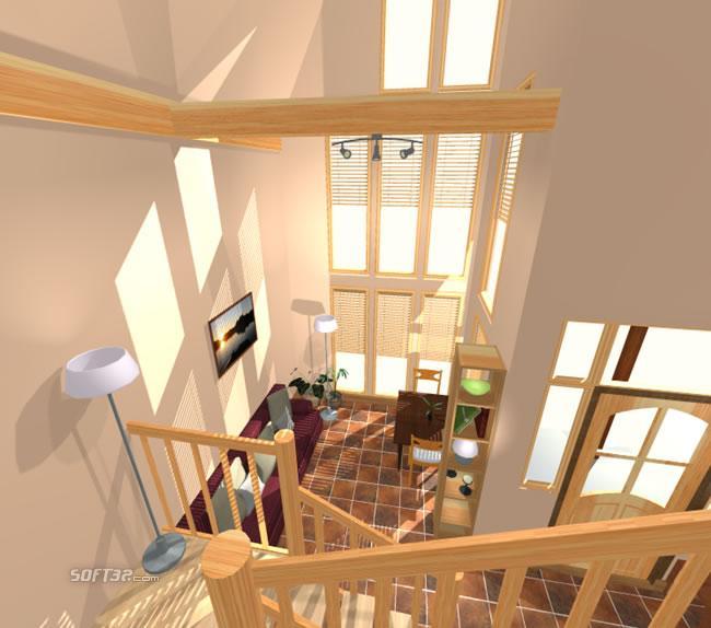 Interiors Screenshot