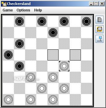 Checkersland Screenshot 2