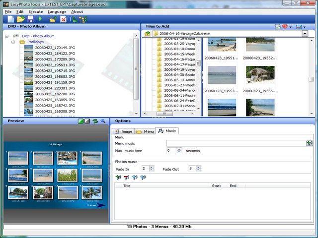 EasyPhototools Screenshot 1
