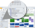 OfficeCalendar for Microsoft Outlook 1