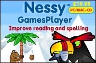 Nessy GamesPlayer Screenshot 1