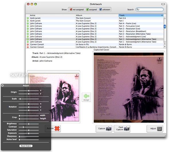 OnArtwork Screenshot 1