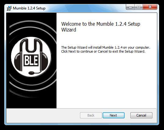 Mumble Screenshot 3