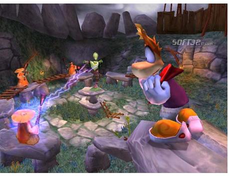 Rayman 3 Screenshot