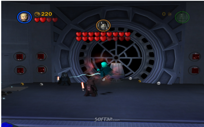 Lego Star Wars II Screenshot