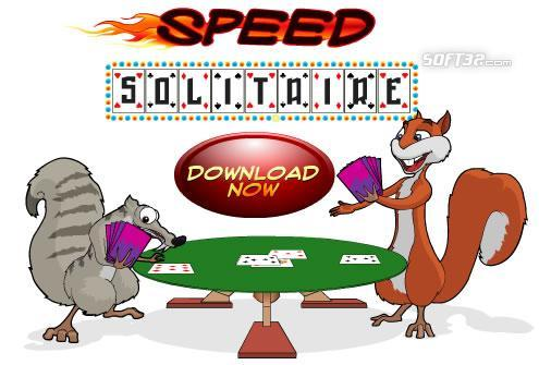 Speed Solitaire Screenshot