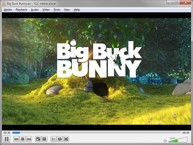 VLC Portable Screenshot 1