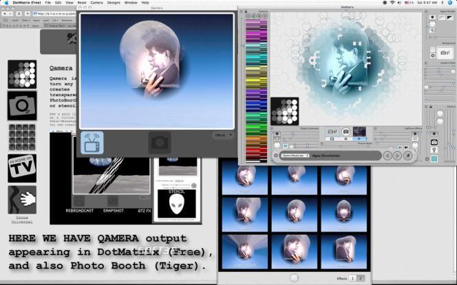 Qamera Screenshot 1