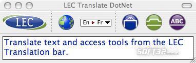 Translate DotNet for MAC Screenshot 2