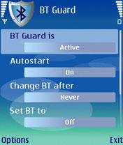 BT Guard Screenshot