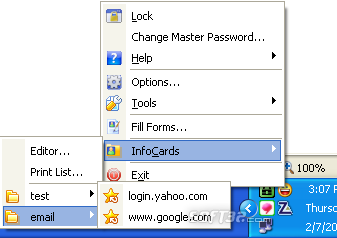 Cute Password Manager Screenshot 5