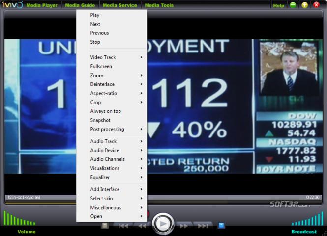 Ivivo Media Player Screenshot 4