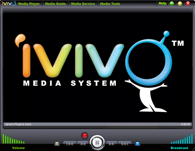 Ivivo Media Player Screenshot